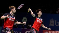Lolos, Kevin/Marcus Jumpa Hendra/Ahsan di Final Indonesia Open