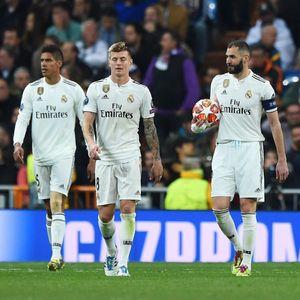 Real Madrid Mencari Ritmen