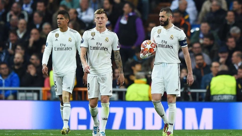 Real Madrid Mencari Ritme