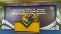 KPK-Muhammadiyah Teken MoU Pembangunan Budaya Antikorupsi