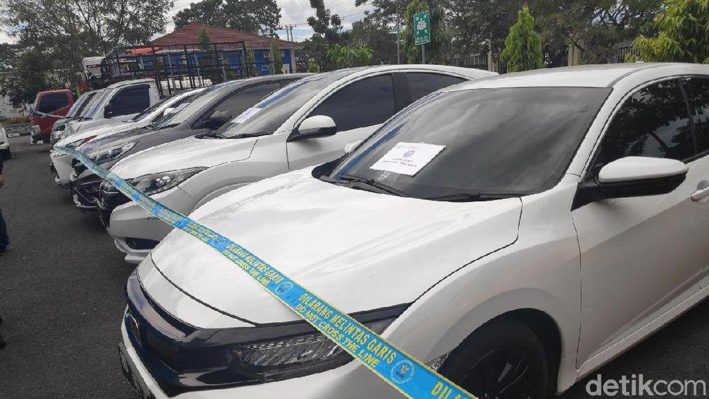 Petani Bandar Narkoba di Makassar Punya Mini Cooper sampai Lexus