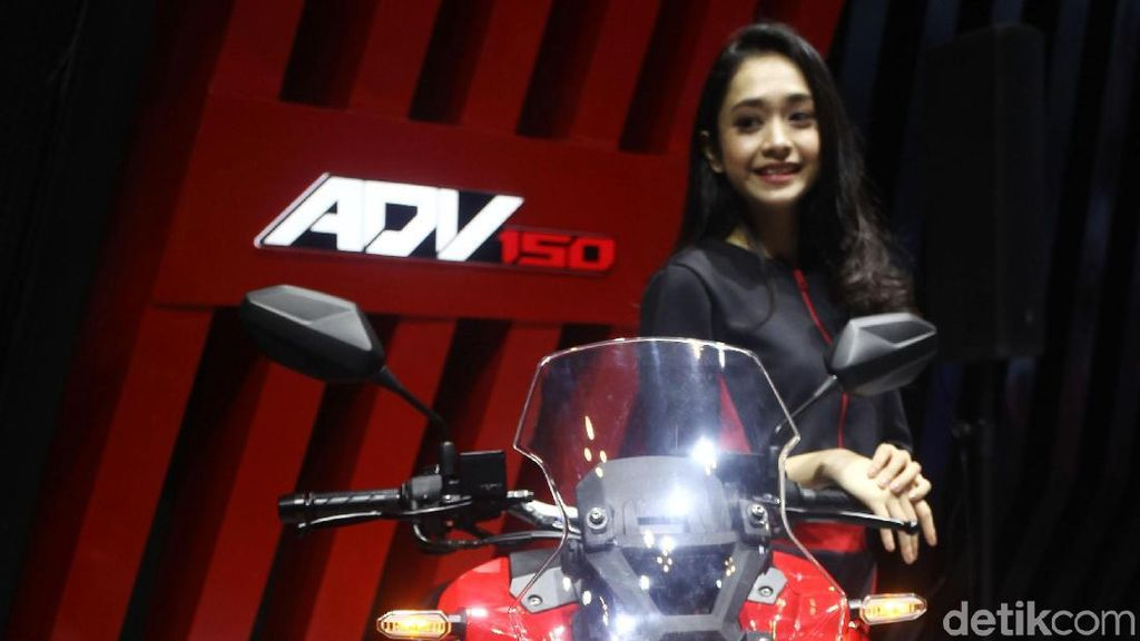 GIIAS 2019: Mengapa Honda ADV 150 Tidak Pakai Huruf X?