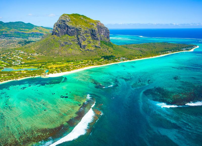 Keindahan Luar Biasa Dari Pulau Mauritius
