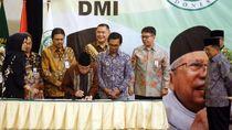 Dukung Cashless, JK Gandeng Go-Pay Gagas Kotak Amal Masjid Digital