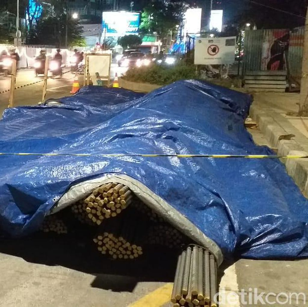Sejauh Mana Progres Pembangunan Alun-alun Suroboyo?