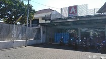 Perampok Kembali Satroni Sebuah Minimarket di Surabaya