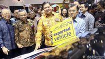 Gaikindo: Impor Kendaraan Terus Menurun