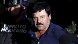 Raja Narkoba Meksiko Paling Kejam El Chapo Dibui Seumur Hidup