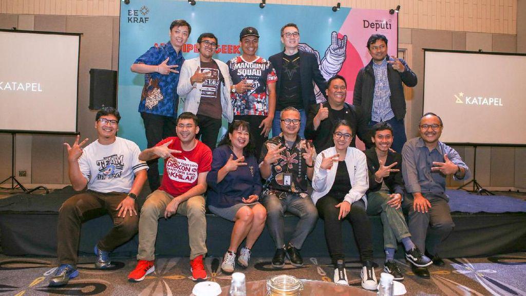 Komikus Tahilalats, Garudayana hingga Komik Ga Jelas Boyong IP ke Shanghai