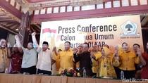 Tantang Airlangga, Bamsoet dkk Deklarasi Caketum Golkar