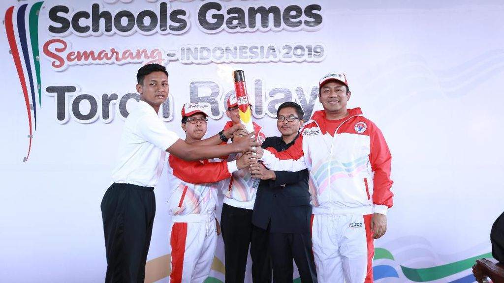 Jadi Tuan Rumah ASG, Walkot Hendi Ingin Indonesia Juara