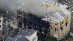 Studio Animasi di Jepang Sengaja Dibakar, 13 Orang Tewas