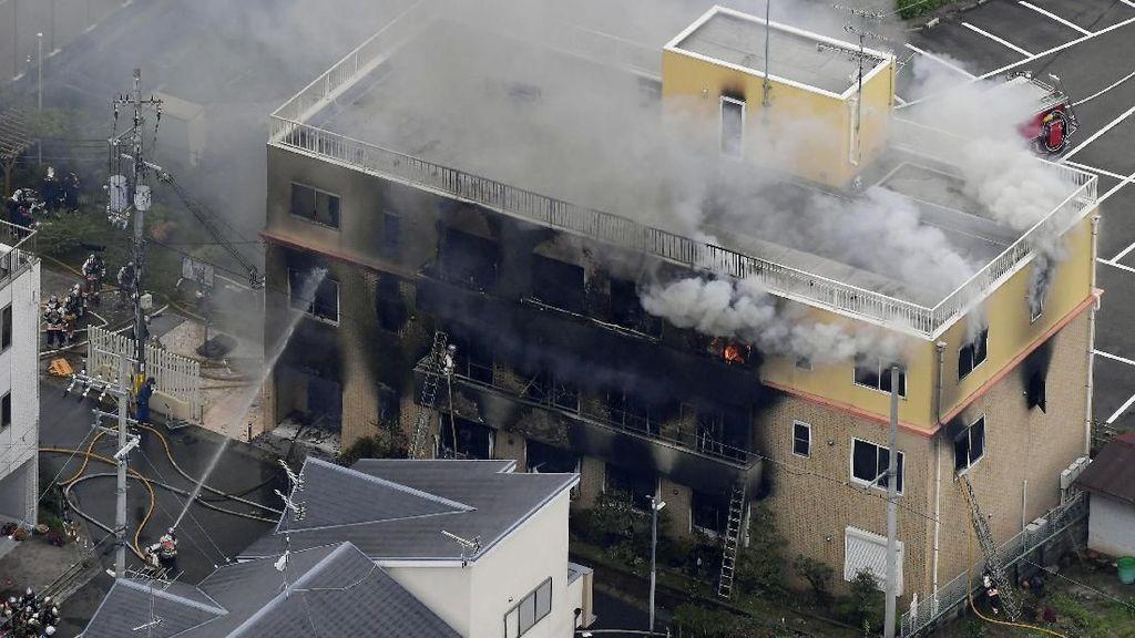 Kyoto Animation Pernah Terima Ancaman Sebelum Studionya Dibakar