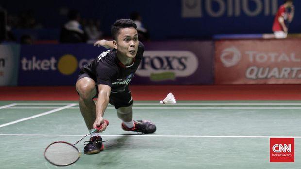Jadwal Indonesia di Kejuaraan Dunia Bulutangkis 2019 Hari Ini