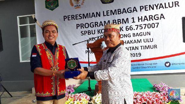 BBM 1 Harga Jadi kebanggaan Jokowi Untuk Papua