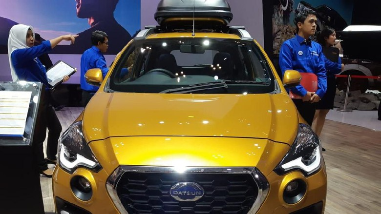Booth Datsun GIIAS 2019