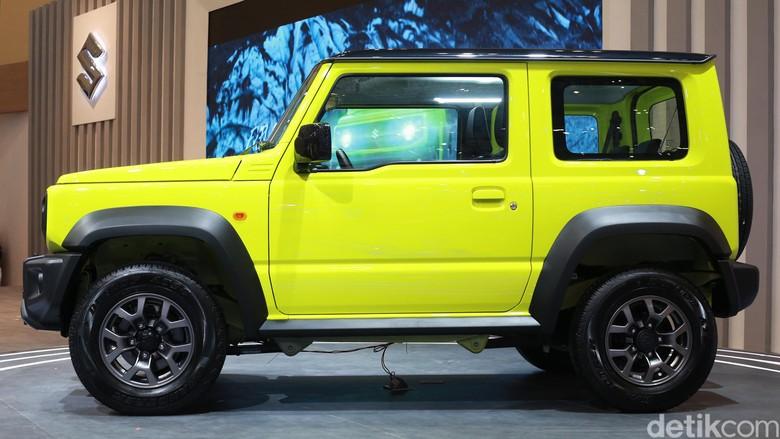 Suzuki Jimny. Foto: Ari Saputra