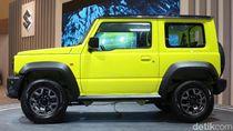 Suzuki Jimny DIbanderol Rp 315 Juta, Gak Kemahalan?