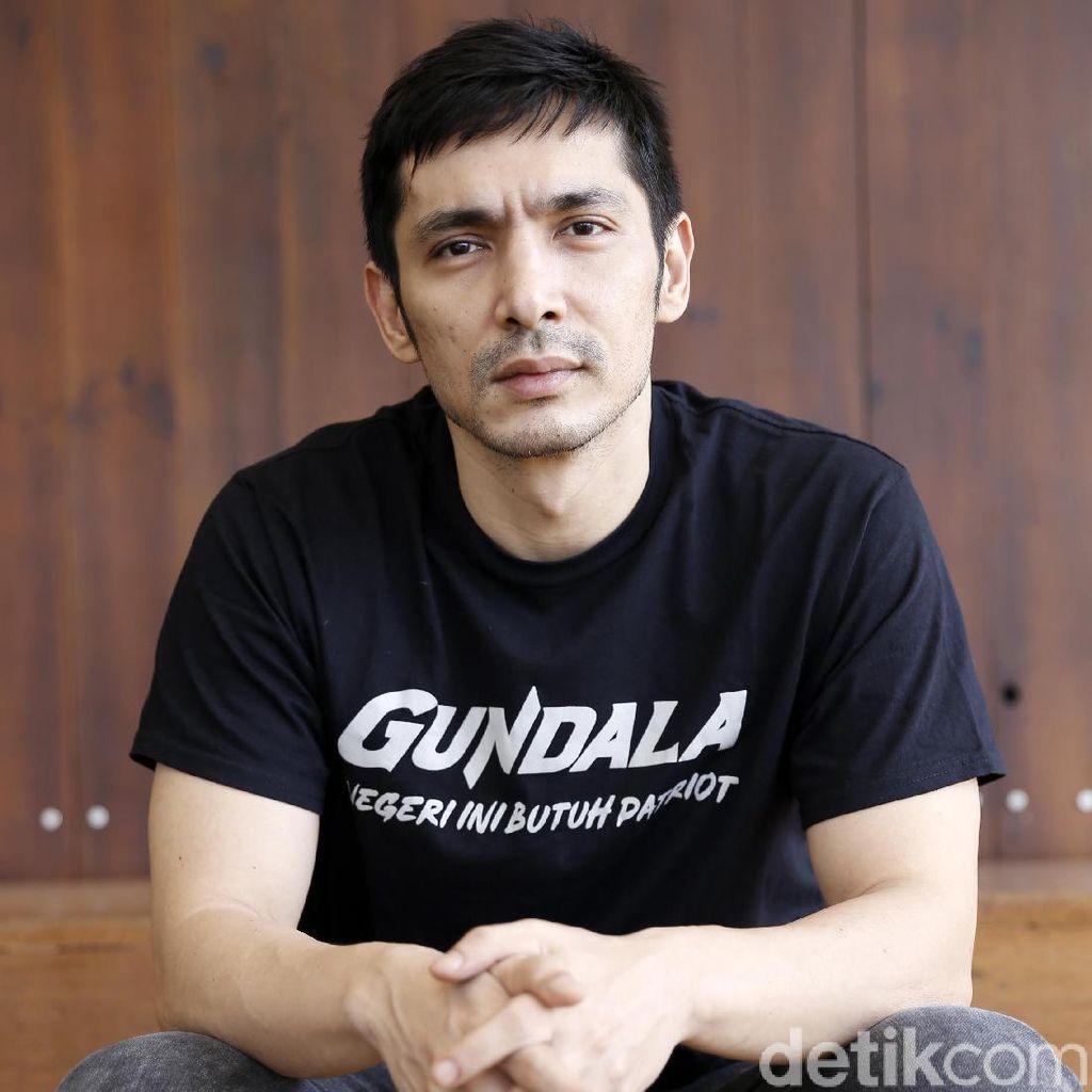 Nonton Trailer Gundala, Abimana Terharu dan Bangga
