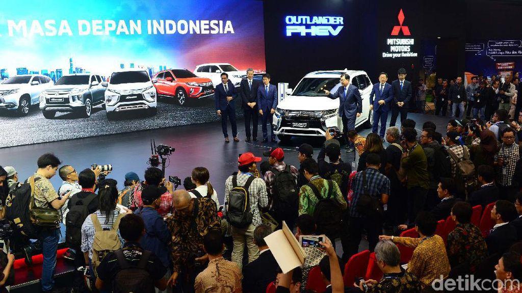 Mitsubishi Ingin Indonesia Lebih Hijau