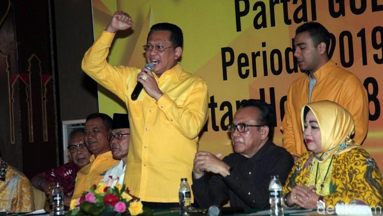 Dewan Pembina KPPG Dukung Bamsoet Jadi Ketum Golkar