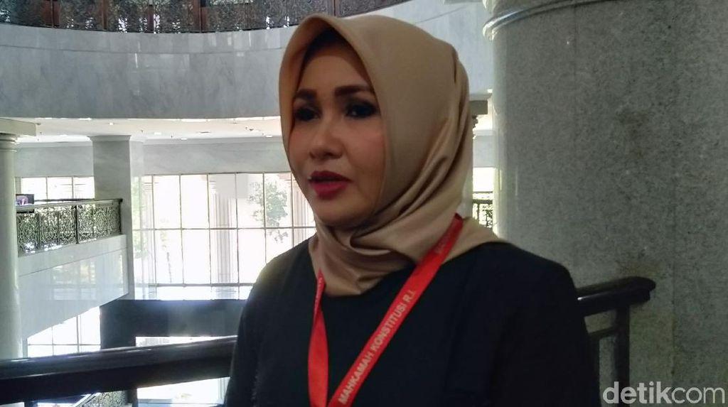 Foto Editan Digugat, Evi Apita Maya: Kenapa Dipermasalahkan Setelah Menang?