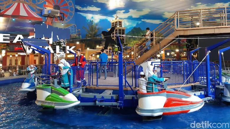 Wave Racer di Trans Studio Cibubur Theme Park (Bonauli/detikcom)