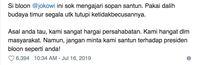 Jokowi Di-bully, Respons Kaesang: Sang Pisangnya Kakak...