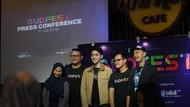 FUR dan New Hope Club Sambangi Jakarta November 2019