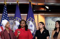 Ini Anggota Kongres Berhijab yang Diserang Trump dengan Komentar Rasis