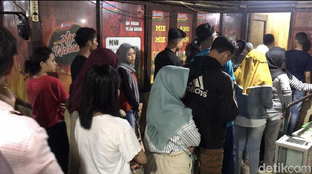 Satpol PP Padang akan Tertibkan Tempat Makan yang Pakai Nama Neraka