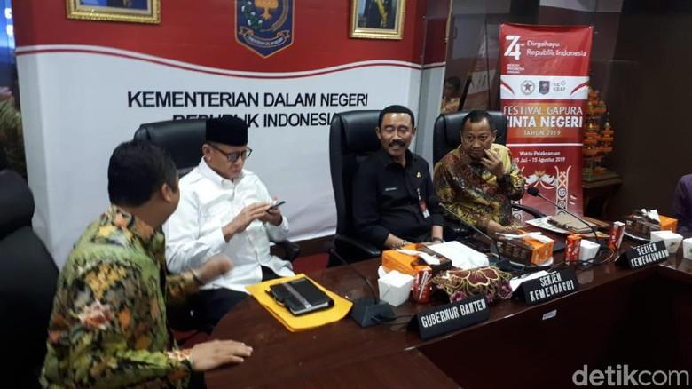 Gubernur Banten Bakal Pertemukan Ulang Kemenkum HAM-Pemkot Tangerang