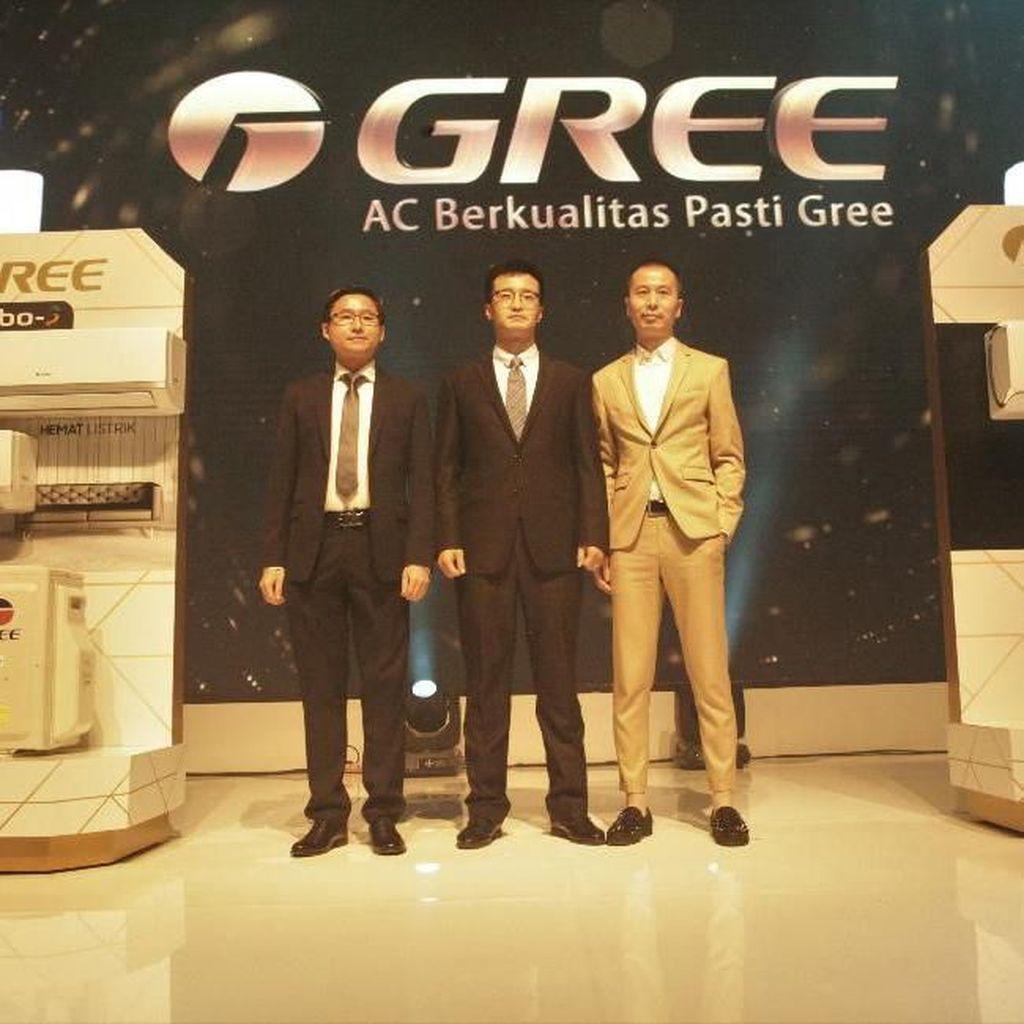 Produk Baru AC Gree, Mudah Dibersihkan dan Hemat Energi