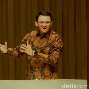 Flashback Momen Ahok Diajak Jadi Bos BUMN