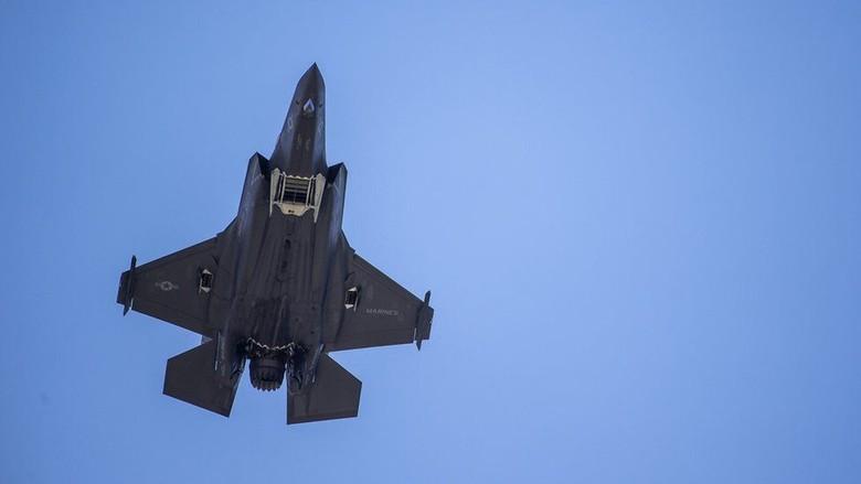 Datangkan Rudal Buatan Rusia, Turki Dicoret AS dari Program Pesawat F-35