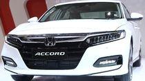 Honda Luncurkan Accord Turbo untuk Pertama Kalinya di RI