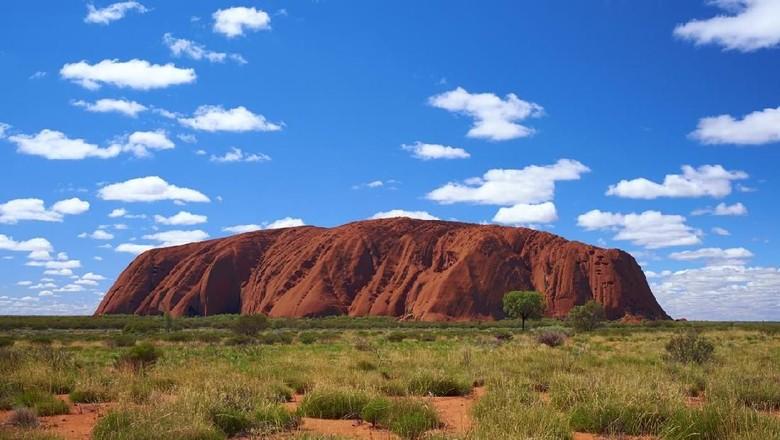 Uluru di Australia. (Foto: iStock)