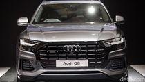 Audi Q8 Dibanderol Rp 2,455 M