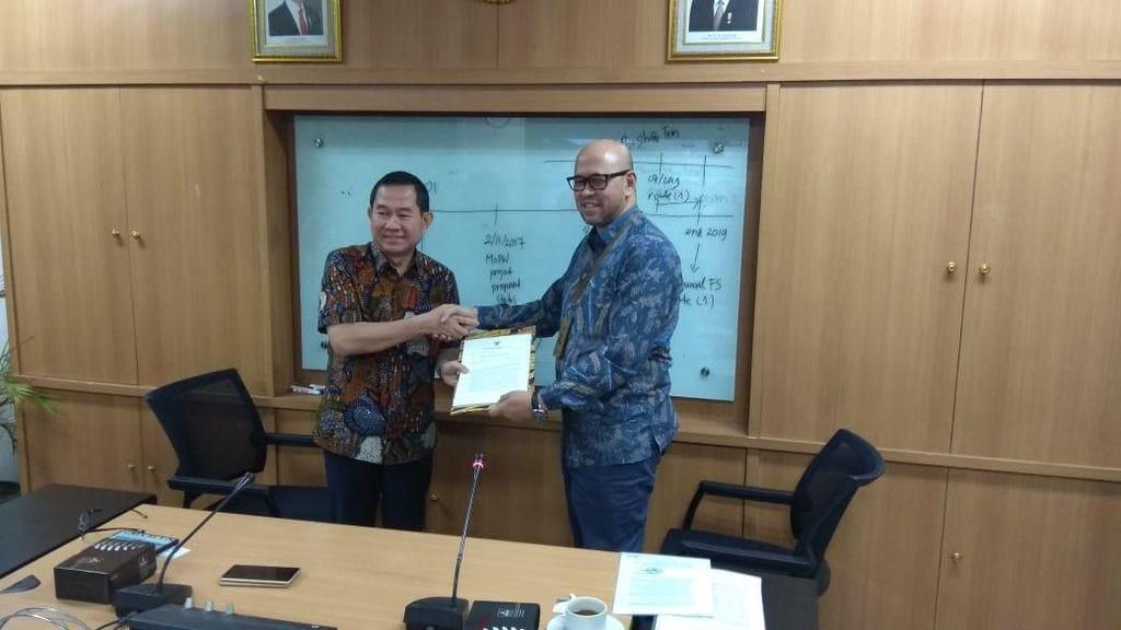 PTPP Kuasai 65% Proyek Tol Semarang-Demak