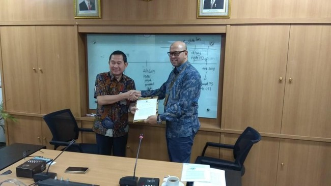 PP-WIKA Menang Tender Jalan Tol Semarang-DemakFoto: Trio Hamdani