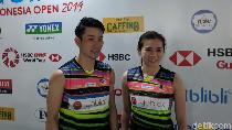Winny Dipuji Pasangan Malaysia di Perempatfinal Indonesia Open