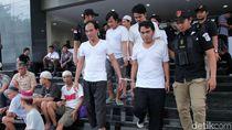 Ratusan Tersangka Kerusuhan 22 Mei Diserahkan ke Kejaksaan