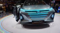 GIIAS 2019: Hy-Fun, Mobil MPV Futuristik Daihatsu yang Sasar Milenial