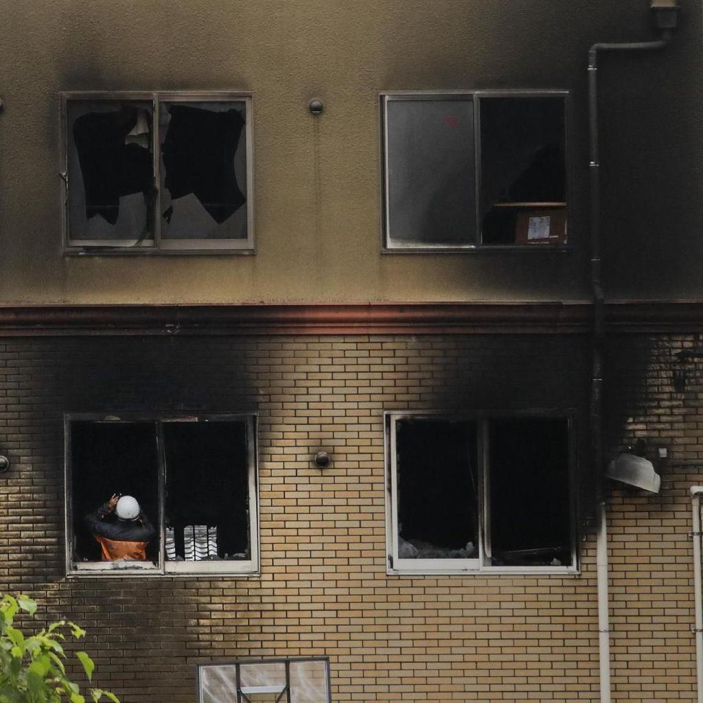 Korban Tewas Jadi 34 Orang, Bos Kyoto Animation Tak Bisa Berkata-kata