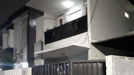 Rumah Putih Saksi Bisu Penangkapan Nunung karena Sabu