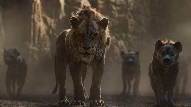 Animator The Lion King Klasik Sedih Lihat Versi Live-Action