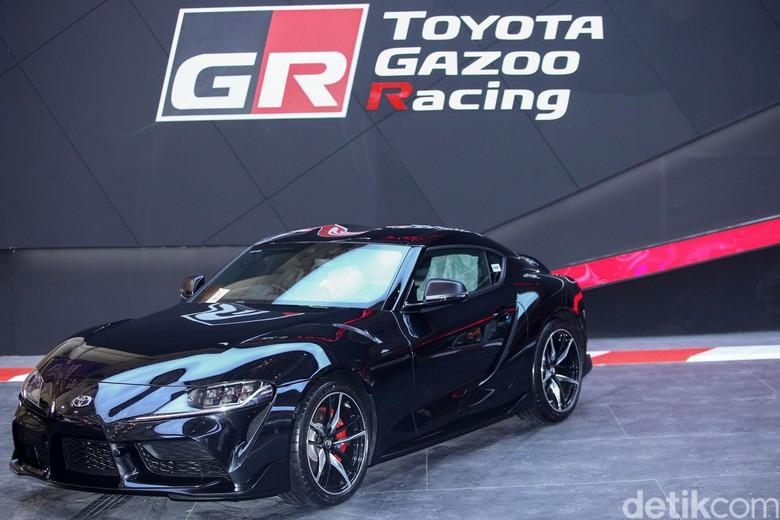 Toyota Supra. Foto: Rifkianto Nugroho