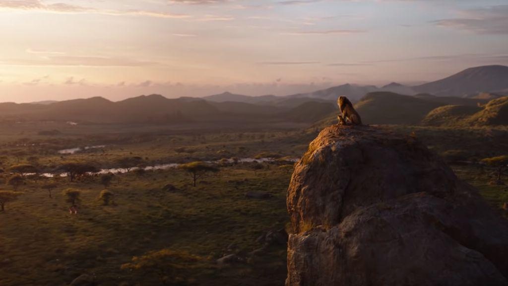 Destinasi di Afrika yang Menginspirasi Lion King