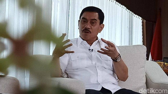 Kepala BNPT, Suhardi Alius (Foto: Erwin Dariyanto/detikcom)