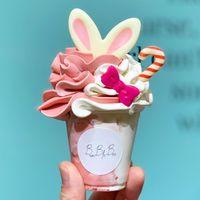 Cantiknya <i>Soft Ice Cream</i> Buket Bunga yang Manis dan Lembut
